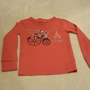 4T Pink Long sleeve